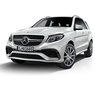 2016 Mercedes-Benz GLE250d 4Matic AMG Line