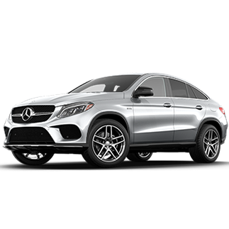 2016 Mercedes-Benz GLE 400 4Matic Coupe AMG Line