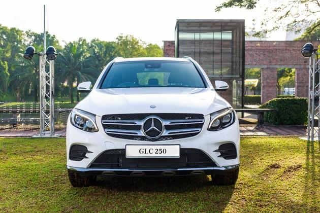豪华越野新王者!Mercedes-Benz GLC250震撼登陆大马!