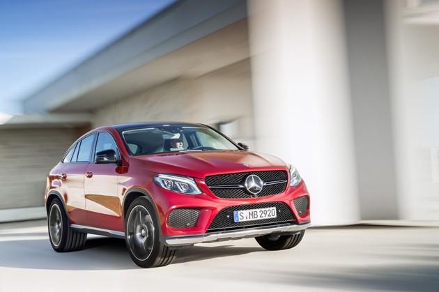旗舰王者登陆大马!Mercedes-Benz GLE正式发布!