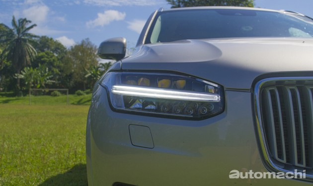 All New Volvo XC90 T8,来自北欧的巅峰旗舰!