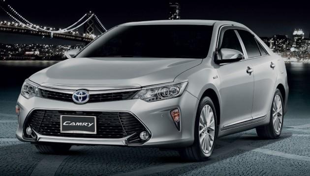 大唱丰收!Toyota+Lexus 2015年在我国卖出95,861辆汽车!