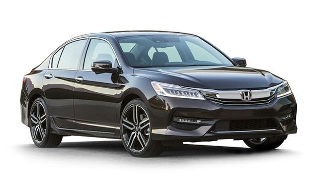 美国2015年十大畅销,日系车占据半壁江山!