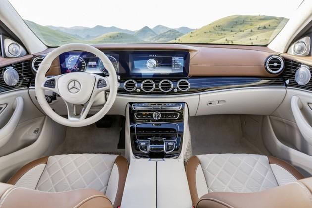 重新定义豪华车!全新Mercedes-Benz E Class现身!
