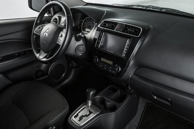 Mitsubishi Attrage 2016年年式泰国正式发布!添加自动刹车!