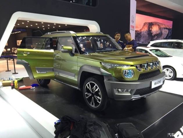 Cherokee惨遭北京山寨!Jeep哭晕在厕所。。。