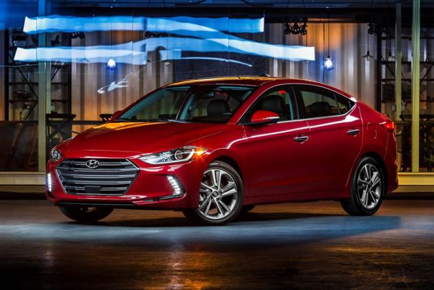 2016 Hyundai Elantra美国售价正式公布!比上一代便宜100美金!