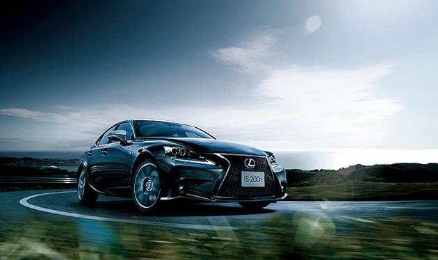再一次升级!日本Lexus IS推出F Sport Mode Plus特别版!