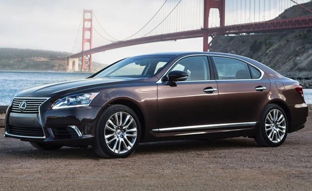 越来越帅气的Lexus!纺锤式水箱护罩的进化!