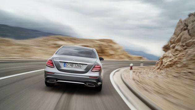 Mercedes-Benz E Class将会搭载241hp的涡轮引擎还有9速自排!