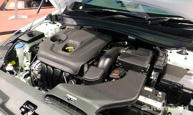 韩风再进化!New Kia Optima K5新加坡车展现身!