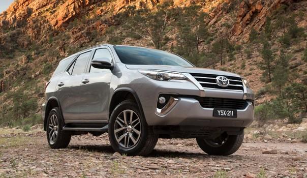 2016 Toyota Fortuner即将在印尼上市!什么时候轮到我国?