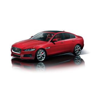 2016 Jaguar XE Prestige 2.0 200PS
