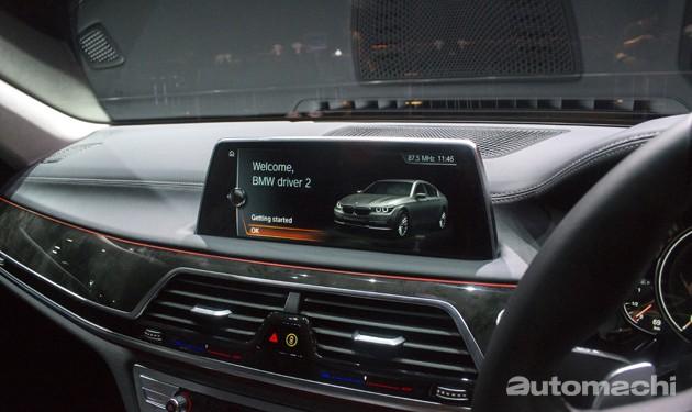 All New BMW 7系列正式登录大马!开价RM 598,800!