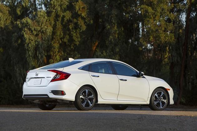 Honda Civic X泰国正在测试!预计第二季抵马!