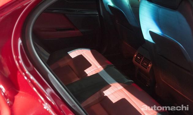 Jaguar正式发全新中级轿车XE!开价RM340,000!