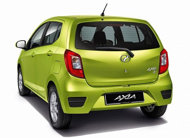 马来西亚车坛新霸主!,为什么Perodua Axia那么受欢迎?