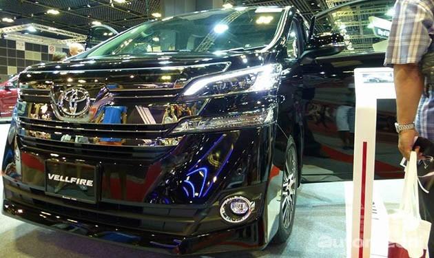 老板级座驾来了!全新Toyota Vellfire/Alphard将在今年导入我国市场!