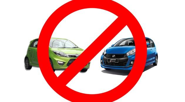 是不是真的没有Proton/Perodua我国售卖的车款配备就会变好?