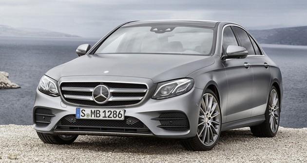 请准备支票簿!Mercedes-Benz 全新E Class将在今年登陆大马市场!