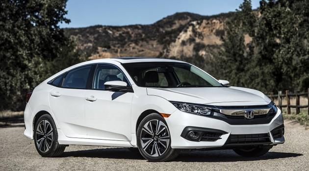 Honda于全美召回Civic X 2.0版本!