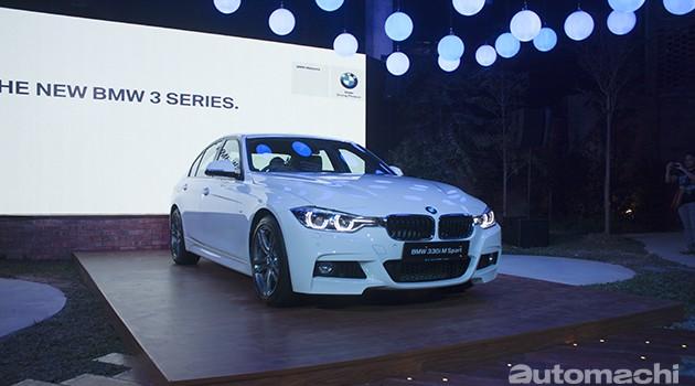 获得EEV资格!BMW宣布旗下1系列和3系列车款价格下调!