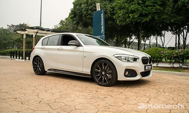 获得EEV资格!BMW宣布旗下1系列和3系列价格下调!