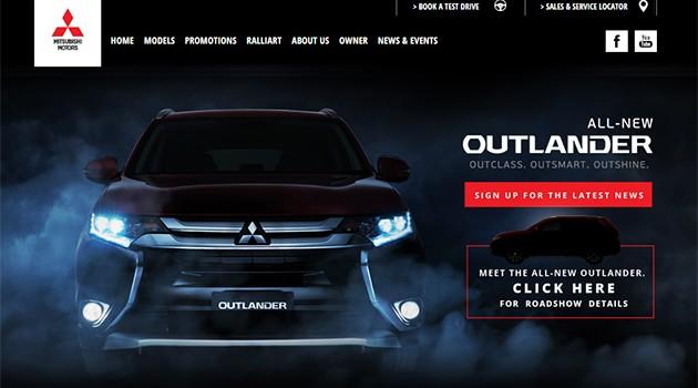 Mitsubishi Outlander正式开放预订!上路价17万2千令吉!