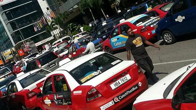 Uber,Grabcar和Taxi你会选哪一个?