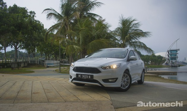 运动系房车,Ford Focus Sedan Facelift!