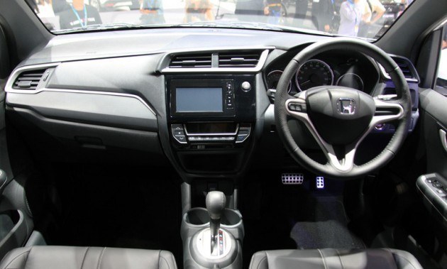 同门的对决!Honda HR-V和Honda BR-V该怎么抉择?
