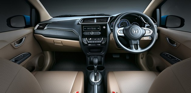 Honda在印度市场正式发布Brio Amaze小改款!售价仅RM32,483!