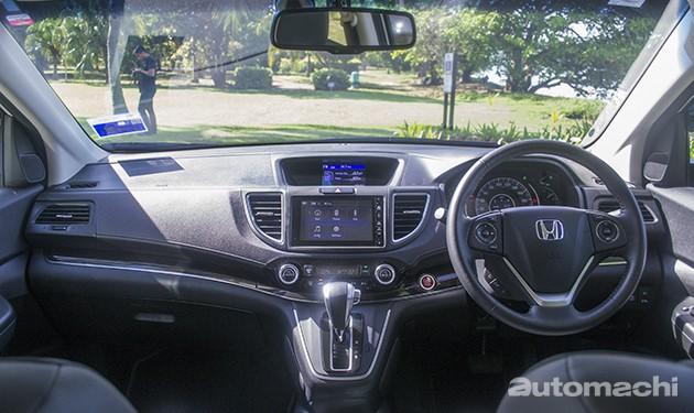 Honda CR-V VS Nissan X-Trail,谁更优秀?