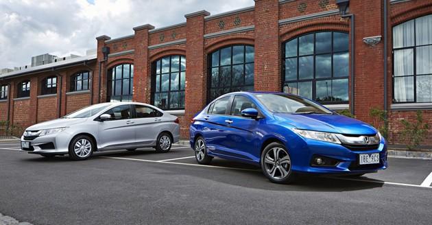 小改款Honda City将于10月于印度市场登场!