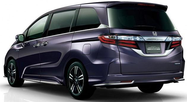Honda Odyssey上市一个月热销9,000台!