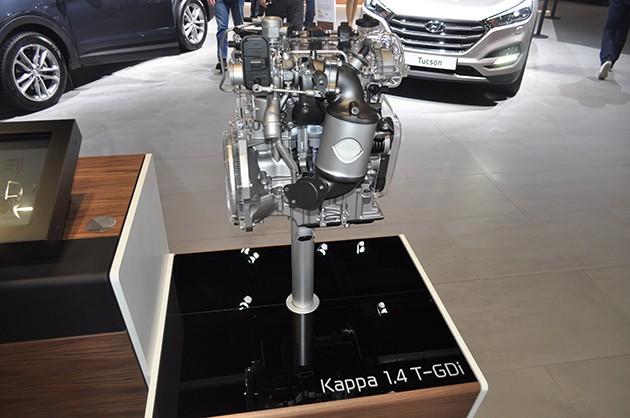 Kia Forte Cerato K3中国版换上全新1.4L涡轮引擎!