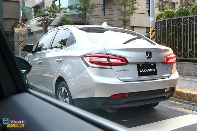 最高科技的B-Segment房车!Luxgen S3无伪装照曝光!
