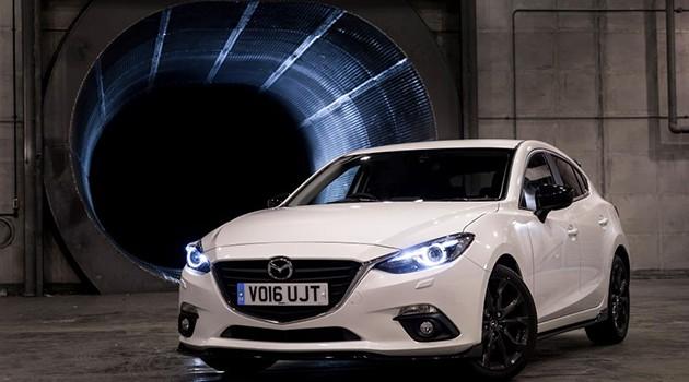 新增运动化套件!英国推出Mazda3 Sport Black Special Edition!