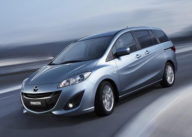 Mazda确定未来将专注SUV车型,MPV车型将不会再有后续的计划。