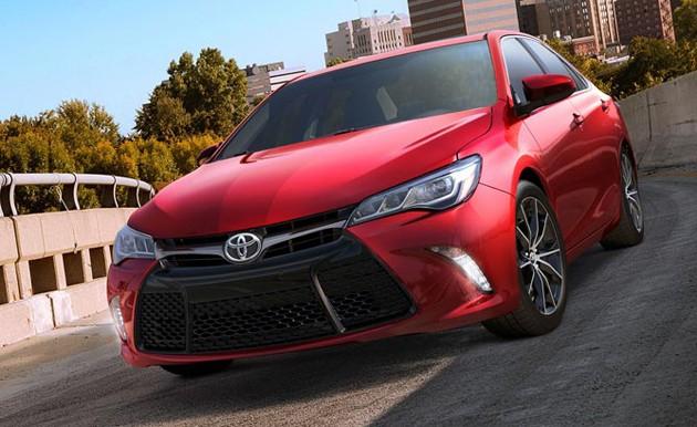 下一代Toyota Camry外形将会有翻天覆地的大转变!