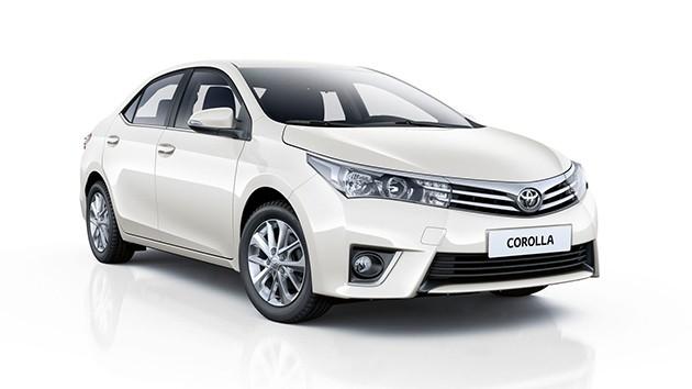 2015年最畅销单一车款,Toyota Corolla蝉联榜首!