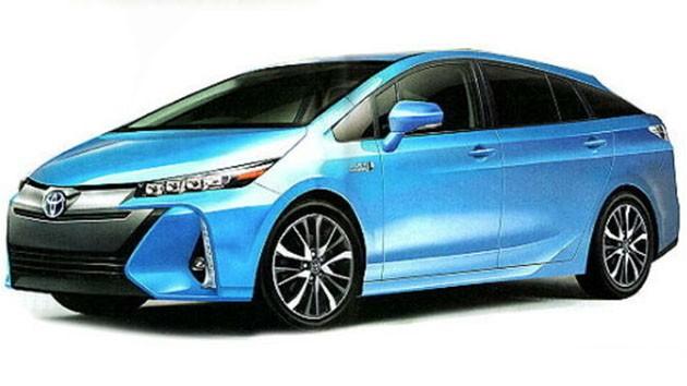 Toyota神秘新车即将现身纽约车展!