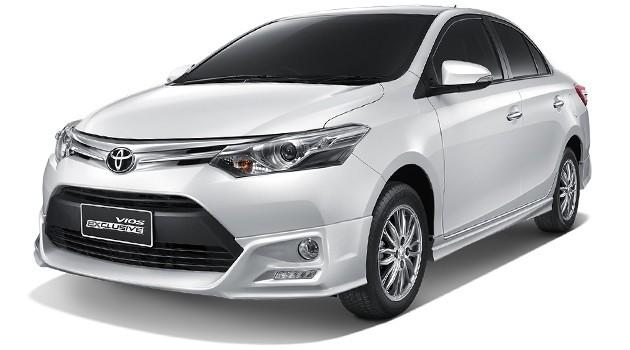Toyota Vios小改款5月进驻台湾市场,我国预计为7月登场!