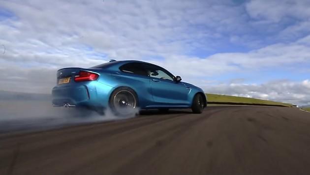 370hp最大马力!BMW M2 Coupe正式登陆大马!