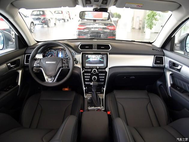 长城汽车将在今年第二季推出在我国的第二款SUV Haval H2!