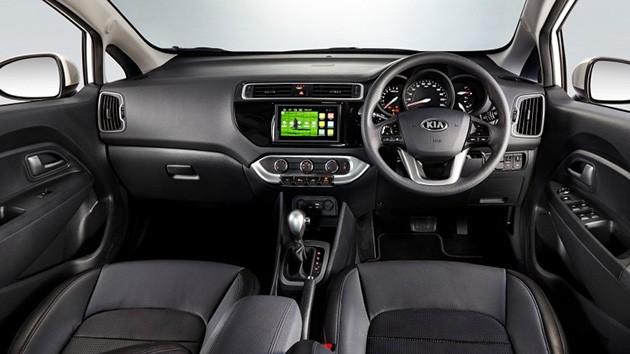 Kia发布升级版Kia Rio Sedan X!开价RM 77,888!