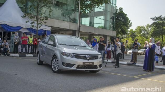 整顿出口策略!Proton Preve正式进军智利市场!