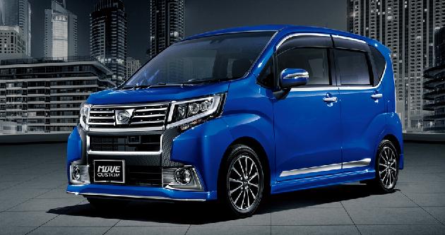 越来越真!Perodua Kenari/Daihatsu Move谍照再一次被捕获!