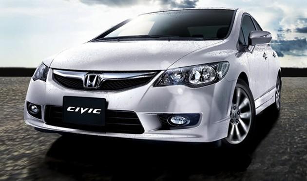 经典车款回顾:Honda Civic FD魅力无法挡!