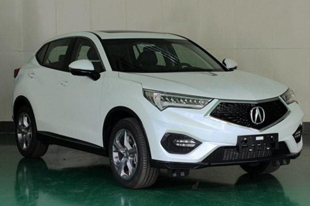 北京车展抢先报:豪华版HR-V!Acura CDX将搭载1.5t和8速DCT!